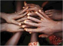 african hands unity