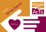 2015 Spring Appeal