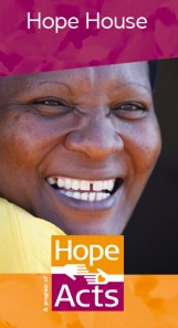 Hope House brochure