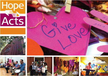 Give Love ~ Support Hope Acts!