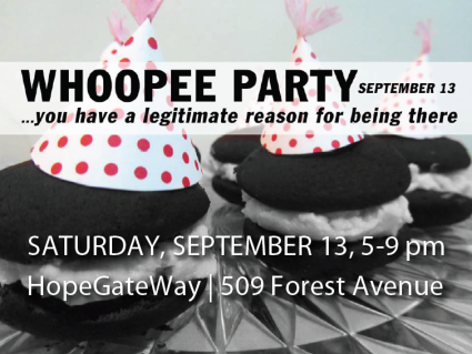 WHOOPEE PARTY