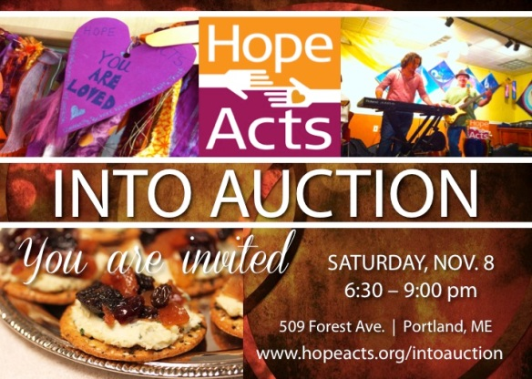 Into Auction